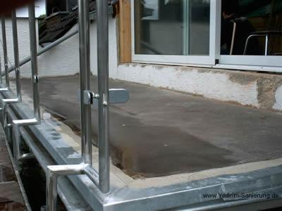 Yildirim Sanierung Balkone